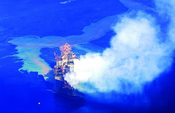 Marine Polutan Control