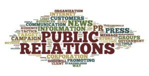Concept Public Relation