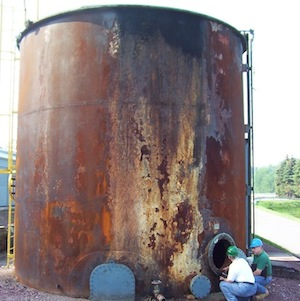 Storage Tank Operation & Safety