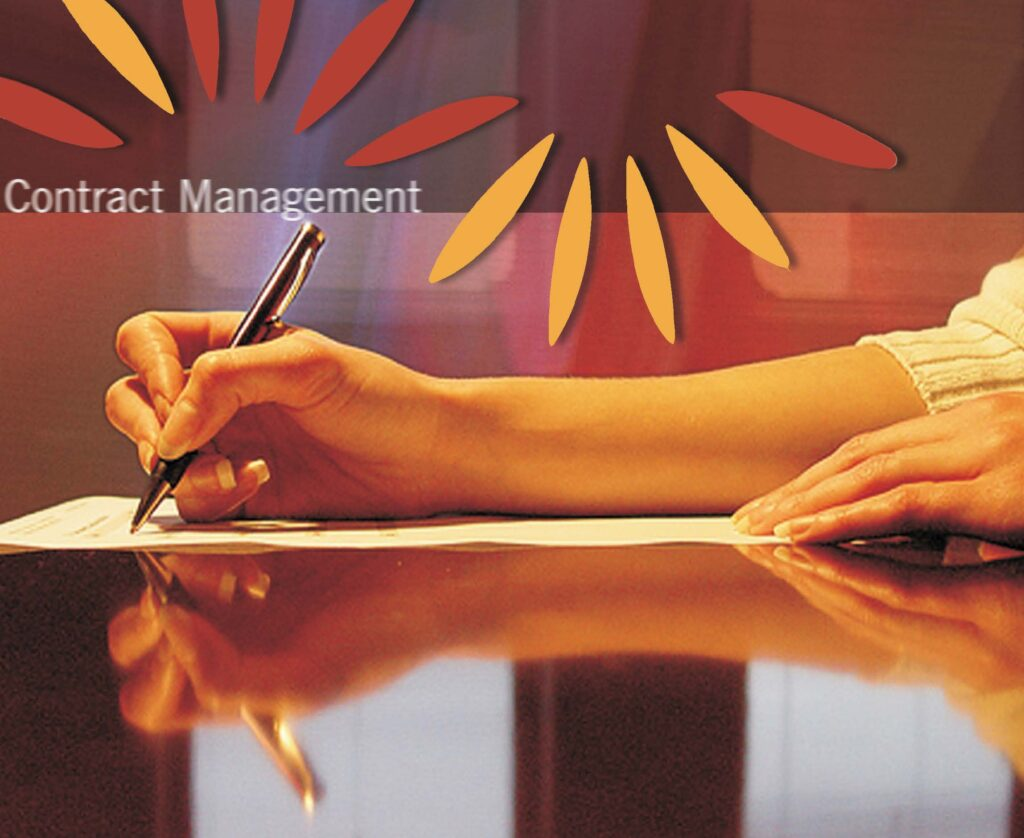 Advance Contract Management