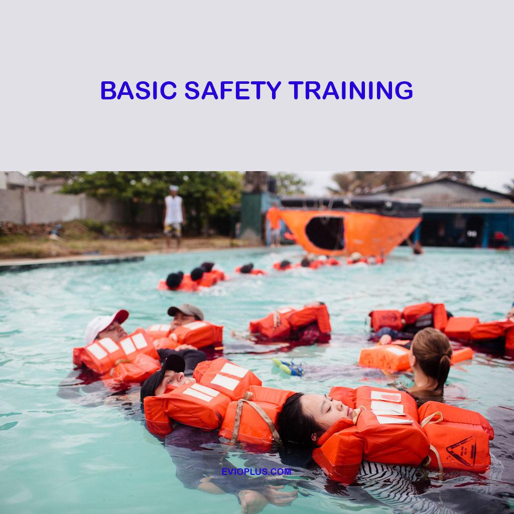 BASIC SAFETY TRAINING-EVIOPLUS